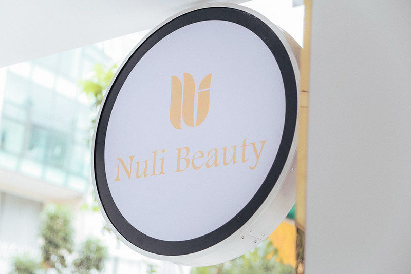 Thương hiệu Hiệu Nuli Beauty
